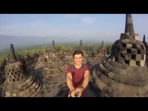 A 360 degree journey through the Eastern Hemisphere