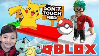 Pokemon en Roblox ? Escape Pokemon Obby Roblox ? Juegos para niños