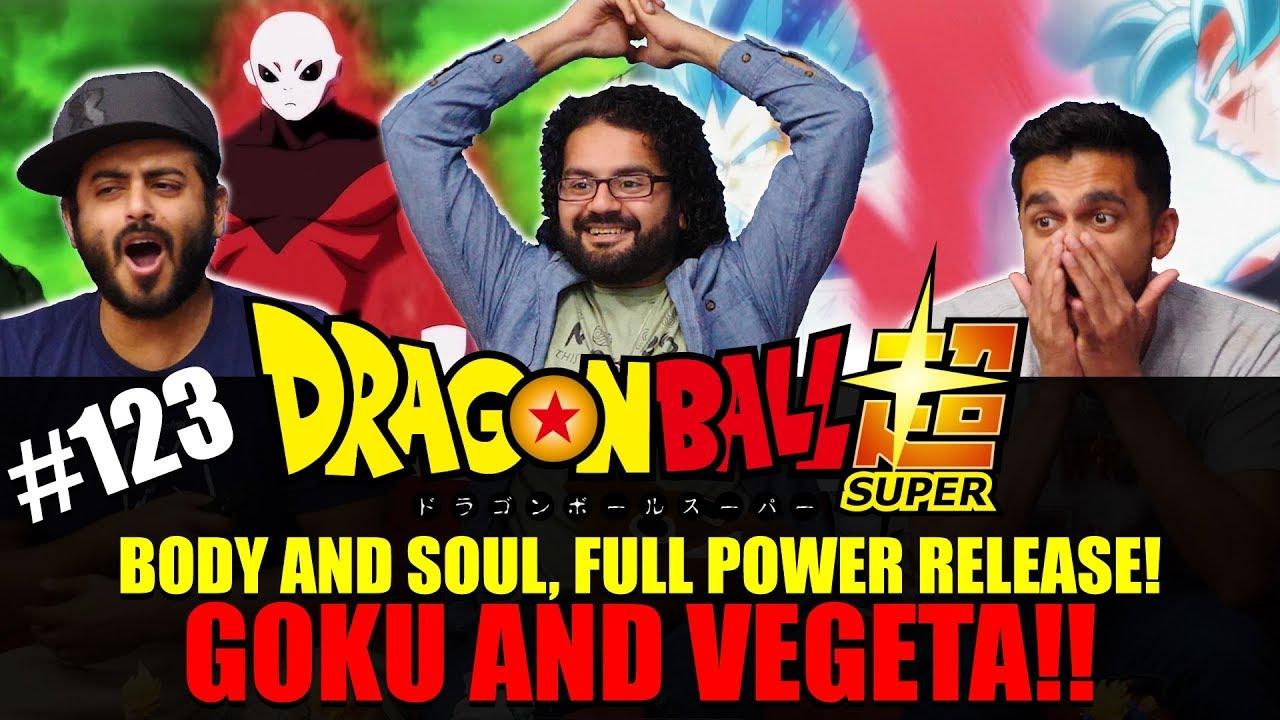 Download Dragon Ball Super ENGLISH DUB - Episode 123 - Group Reaction
