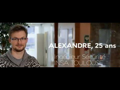 Alexandre, Ingénieur Sécurité, Air France