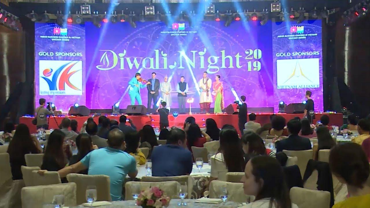 Rộn ràng Lễ hội Diwali Ấn Độ tại Hà Nội