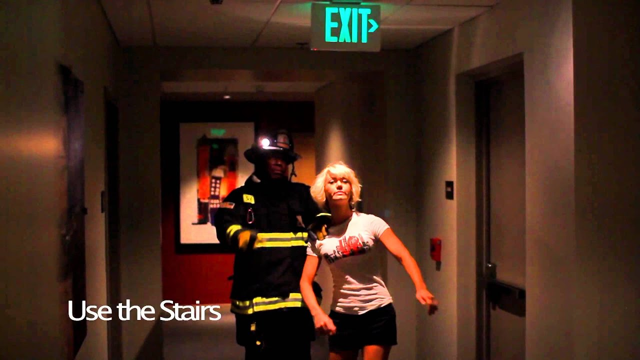 Denver Fire Department High Rise Evacuation Youtube