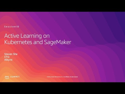 Active Learning on Kubernetes and Amazon SageMaker