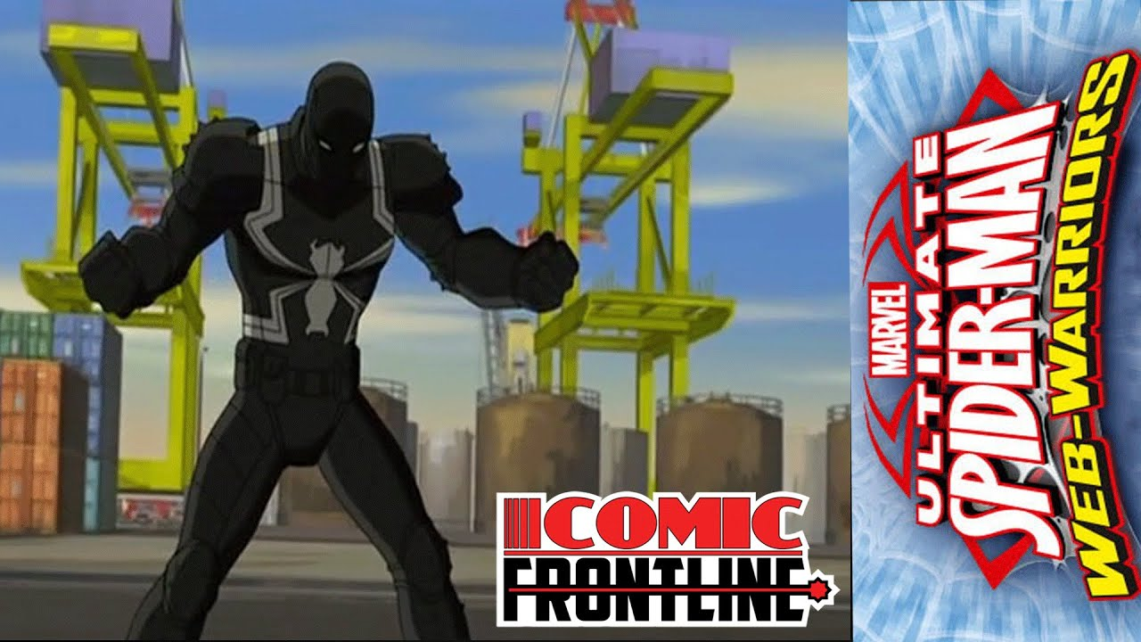 TV Review: Ultimate Spider-Man Web-Warriors Episode 3 \