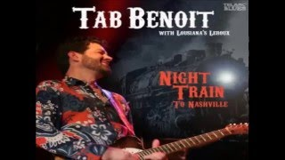 TAB BENOIT & Louisiana