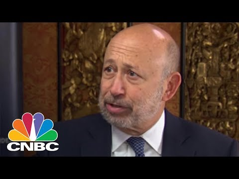 Lloyd Blankfein: No Path Forward If US And China Remain Disagreeable On Trade | CNBC