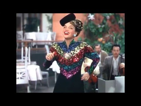 Carmen Miranda-Cooking With Glass