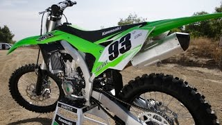 2017 Kawasaki KX450F - Dirt Bike Magazine