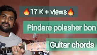 pindare polasher bon palabo palabo mon guitar tutorial ( Very Easy )