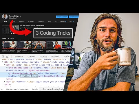 3 Coding Tricks NO ONE Talks About