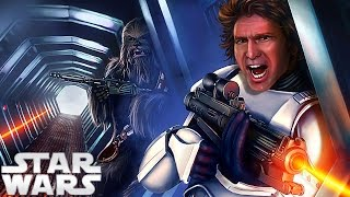 How Did Han Solo & Chewbacca Meet? Star Wars Explained