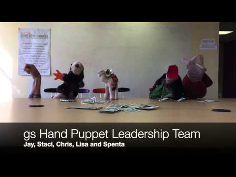 The gs Hand Puppet Leadership ...