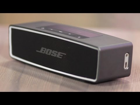 Bose Soundlink Mini Ii Top Bluetooth Speaker Adds Features Youtube