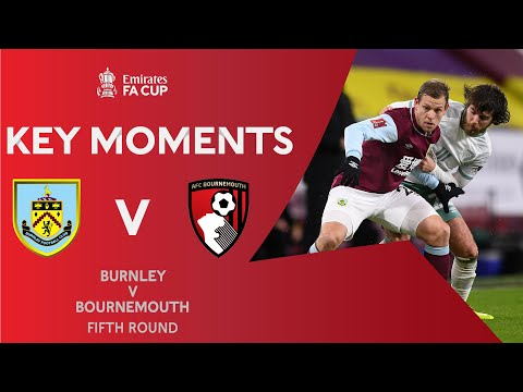 Burnley Bournemouth Goals And Highlights