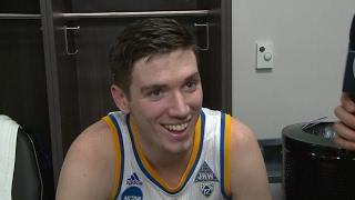 TJ Leaf on UCLA basketball: 'We're an unselfish team'