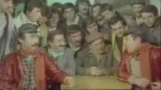 Çiçek abbas - kahvedeki atışma Şener Şen İlyas Salman
