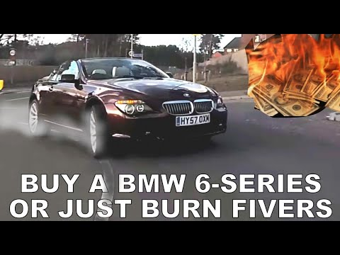 Is it mad to buy a BMW E63/E64 6-Series in 2021?