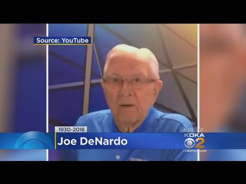 Pittsburgh Meteorologist Joe DeNardo Passes Away At Age 87