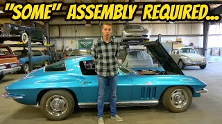 Everything Broken and MISSING on My Cheap 427 Powered Chevy Corvette Stingray