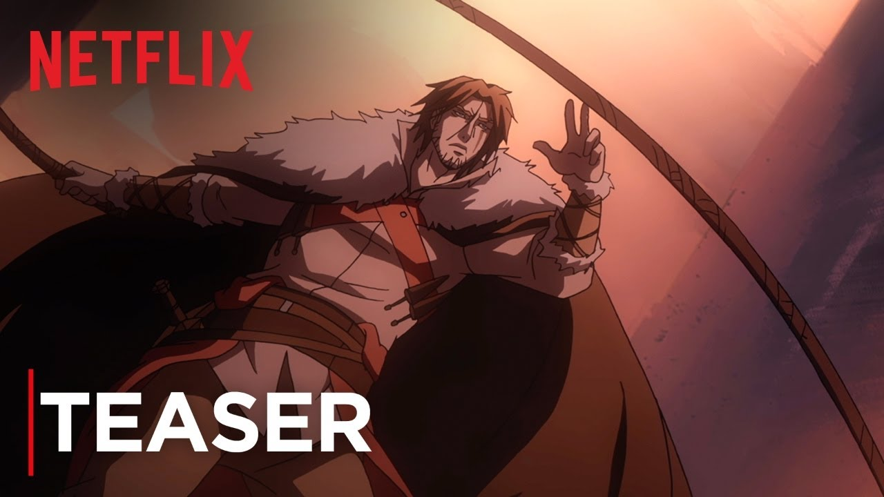 Netflix's Castlevania isn't a perfect video game adaptation, but it's on the ...