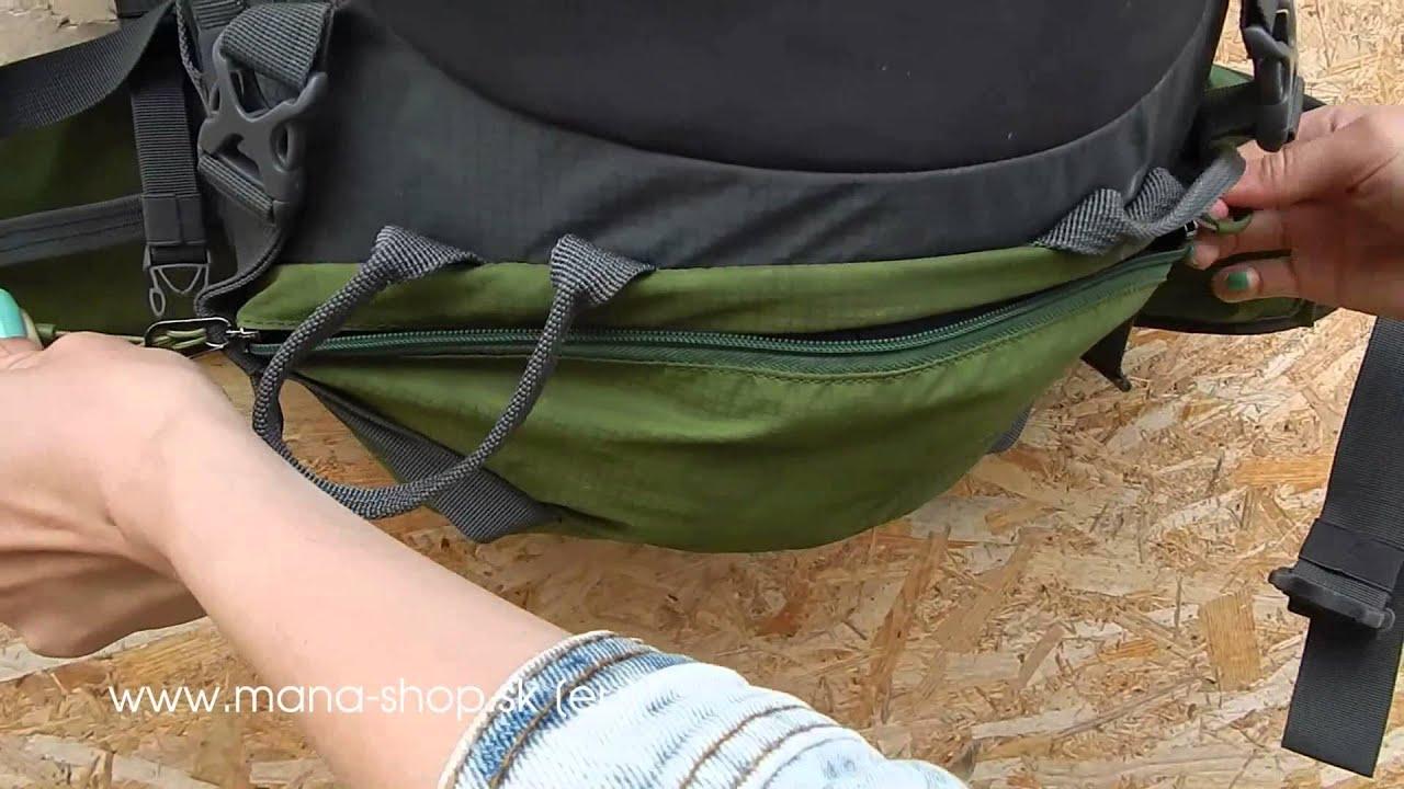210d144ff59 Turistický batoh MENIC 50l Husky  Boat4u  - YouTube
