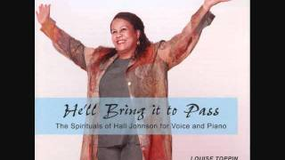 Soprano LOUISE TOPPIN sings spirituals of HALL JOHNSON