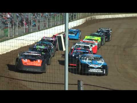 Woodford Glen Speedway, 23rd February 2020 This was a exceptionally good meeting, where we seen Woodford Glen host the New Zealand Super Saloon ... - dirt track racing video image