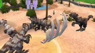[VG] Zoo Tycoon 2 - Velociraptor Hunting Pack Thumbnail
