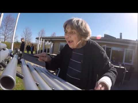 Harmony Outdoor Xylophone - Outdoor Music For Care Homes