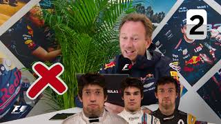 Red Bull's Christian Horner | Grill The Grid Team Bosses