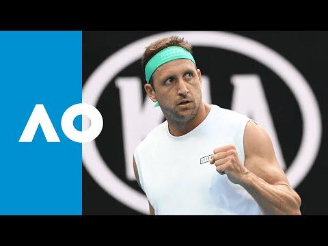 Tennys Sandgren Vs Fabio Fognini - Match Highlights (4R) | Australian Open 2020