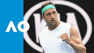Download Tennys Sandgren vs Fabio Fognini - Match Highlights (4R) | Australian Open 2020 Mp3 and Videos