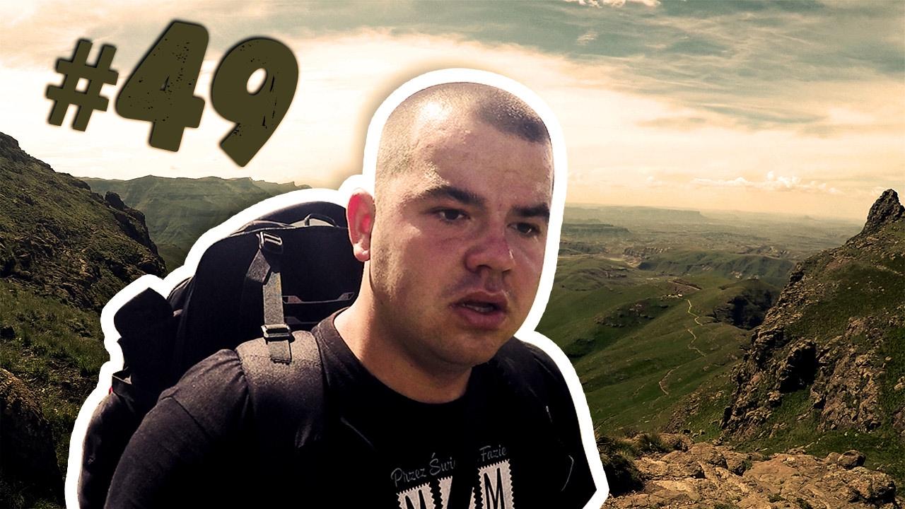 Przez Świat na Fazie - RPA - Góry Smocze