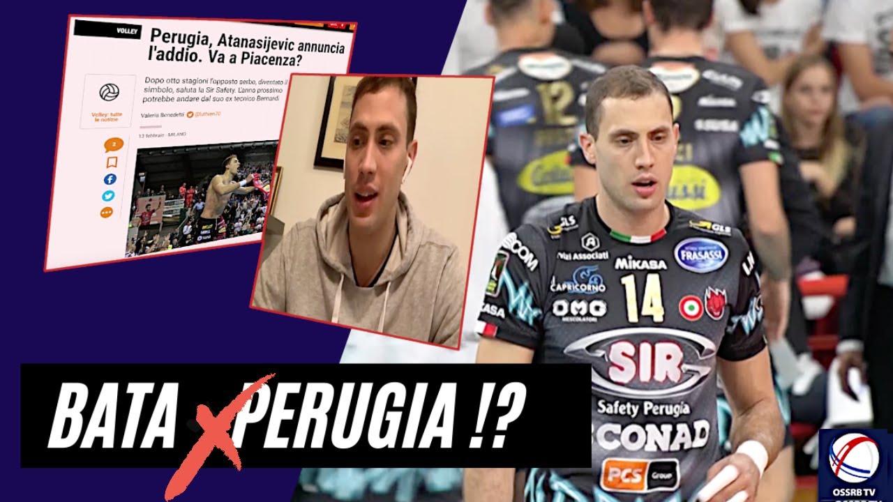 Napušta li Bata Atanasijević Peruđu?! Srpski reprezentativac ekskluzivno za #OSSRBTV otkriva istinu!