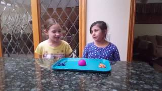What's inside a stress ball?