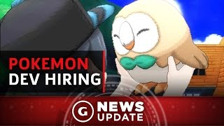 Pokemon Dev Hiring For Console Version Of A