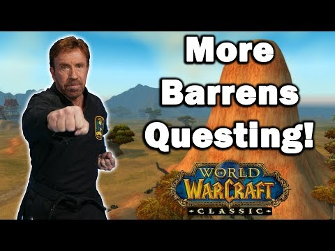 Can We Survive Barrens Chat?? | Undead Rogue Leveling | Pagle Server