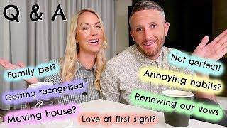 HONEST Q & A      WE'RE NOT PERFECT!  COUPLES Q & A