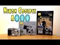 Nikon Coolpix A900 Unboxing