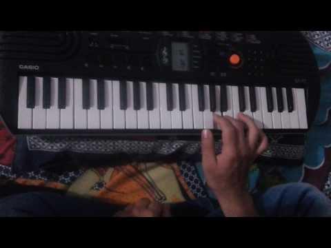 Hariyala banna tutorial Casio