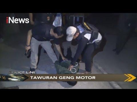 Polisi Tangkap 3 Remaja Pelaku Tawuran Yang Tewaskan Satu Warga Di Sunter - Police Line 27/11