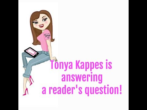 Ask Tonya anything is back!