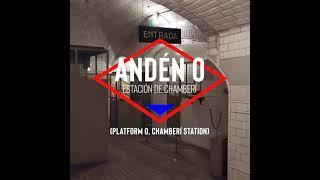 Andén 0 - Estación de Chamberí