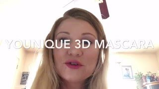 Here is a demo using Younique 3D mascara vs drug store mascara. You...