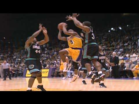 NBA releases crazy Nick Van Exel mixtape. Lots of rare footage