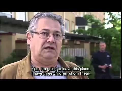 Immigrant talks about the new Sweden