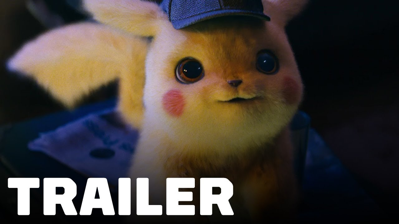 Pokemon: Detective Pikachu' Is the Great New 'Speed Racer