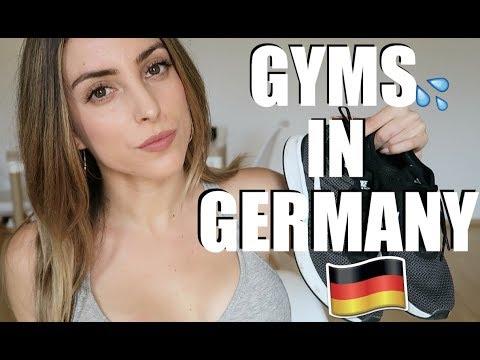 FITNESS IN GERMANY! | US Vs. Germany