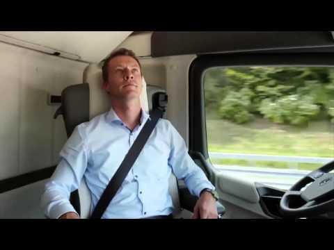 بدون سائق : مرسيدس تقدم أول  شاحنة لمستقبل 2025 ذاتية القيادة