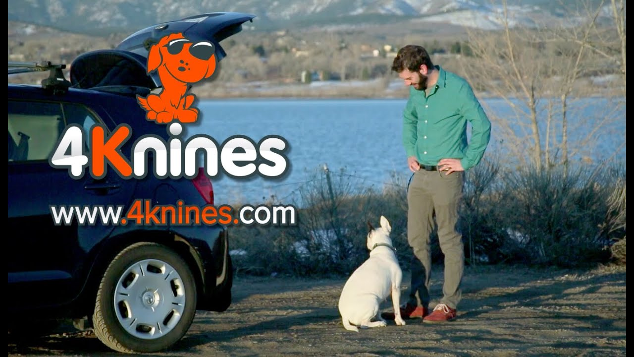 4Knines Dog Seat Covers And Pet Cargo Liners